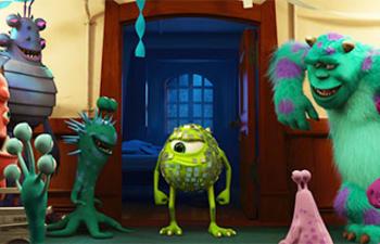 Une pré-bande-annonce pour Monsters University