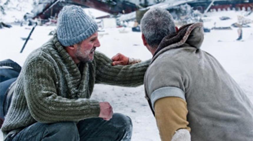 Box-office nord-américain : The Grey mène la marche