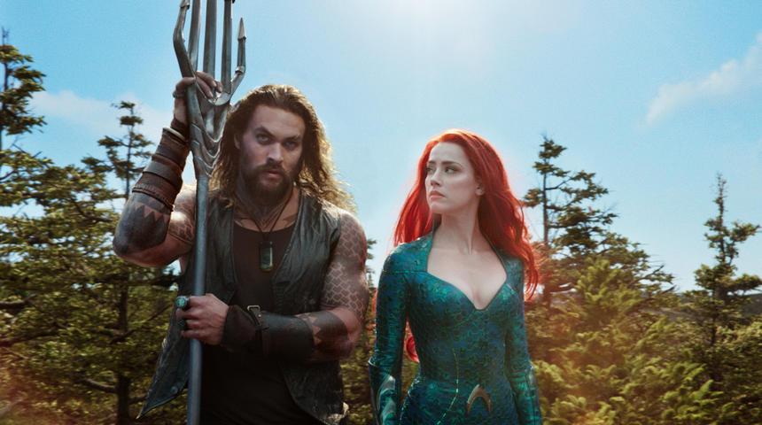 Box-office nord-américain : Aquaman poursuit sa domination