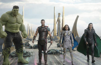 Sorties Blu-Ray et DVD : Thor : Ragnarok