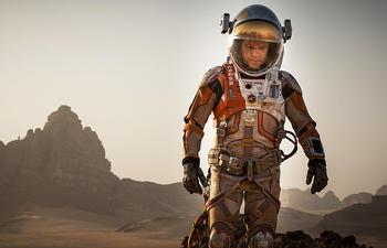 Premières images de The Martian dévoilées