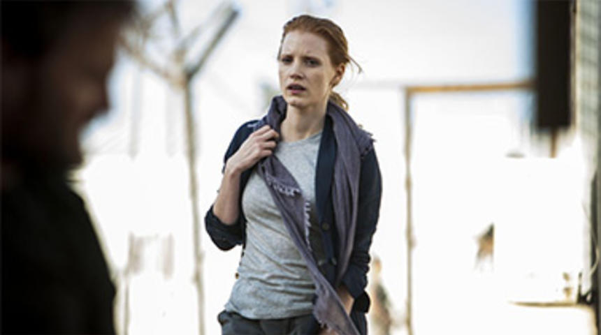 Jessica Chastain attachée à The Zookeeper's Wife