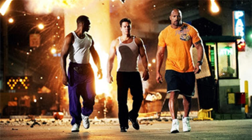 Box-office nord-américain : Pain and Gain amasse 20 millions $