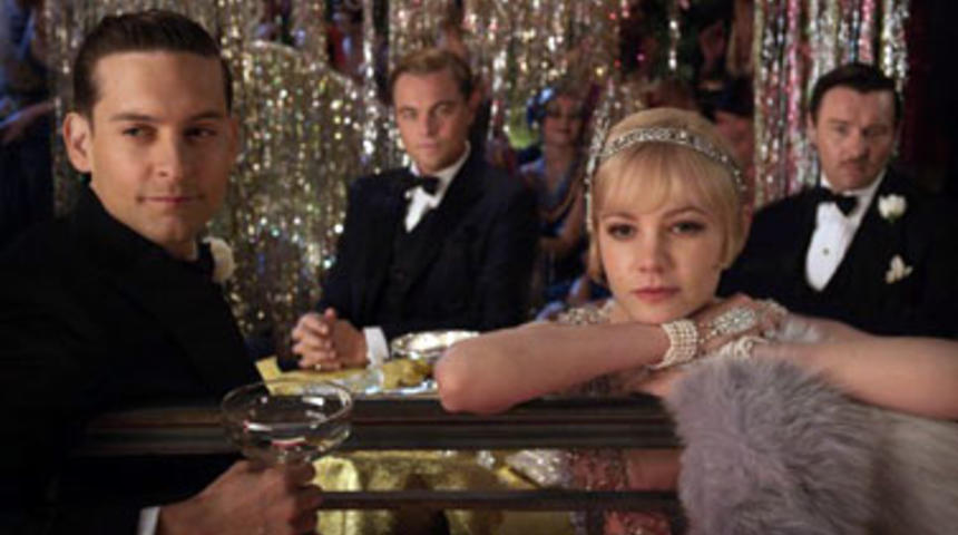 Bande-annonce du film The Great Gatsby