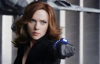 Marvel dévoile les premières images de Black Widow