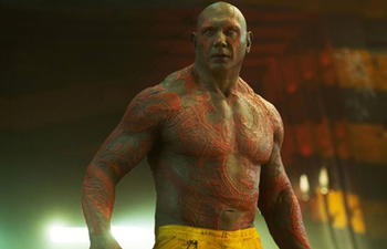 Dave Bautista parle de Guardians of the Galaxy