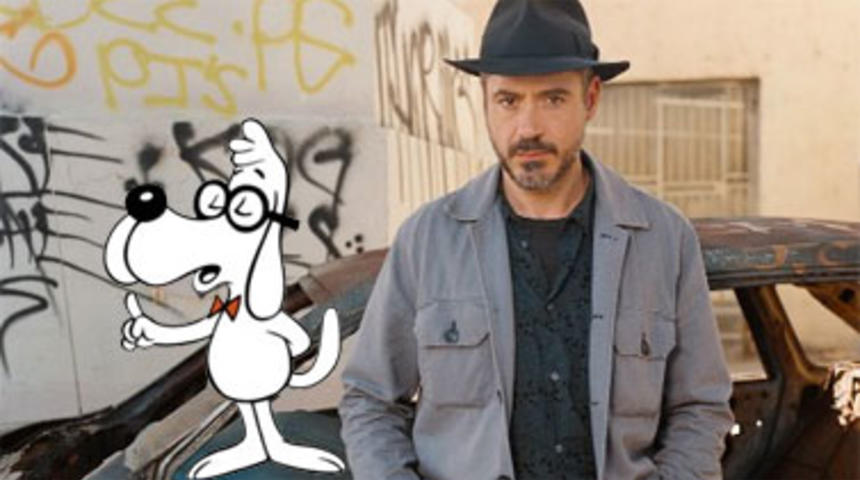 Robert Downey Jr. prêtera sa voix à Mr. Peabody