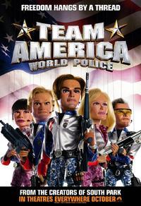 Escouade américaine : Police du monde