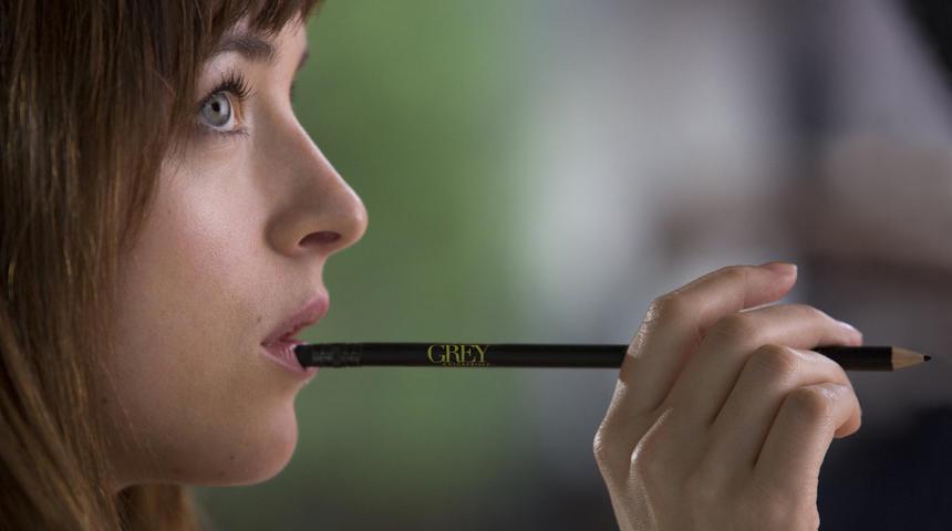 8,6 millions $ pour Fifty Shades Of Grey pour sa première soirée en salles