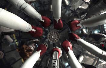 Sorties à la maison : Avengers: Endgame