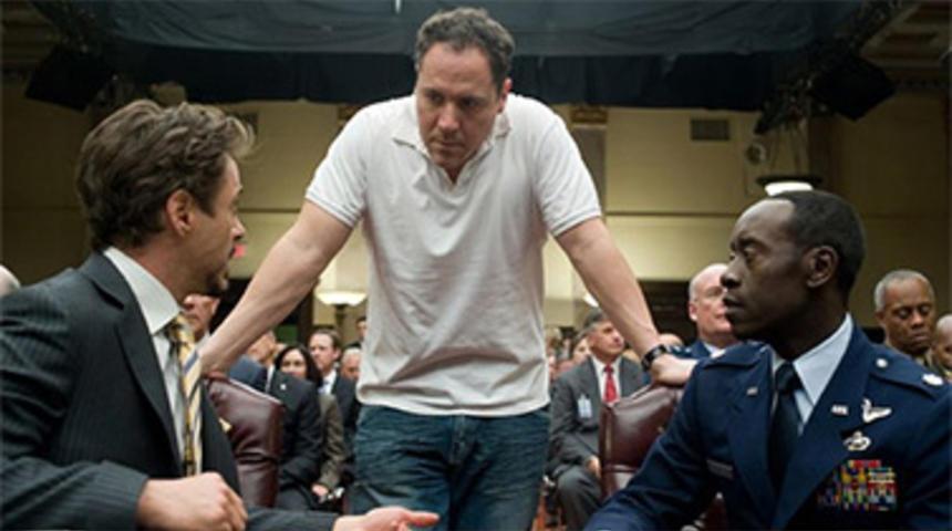 Jon Favreau et Ryan Reynolds associés à Battle for Bonneville