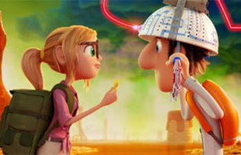 Sorties DVD : Cloudy with a Chance of Meatballs 2
