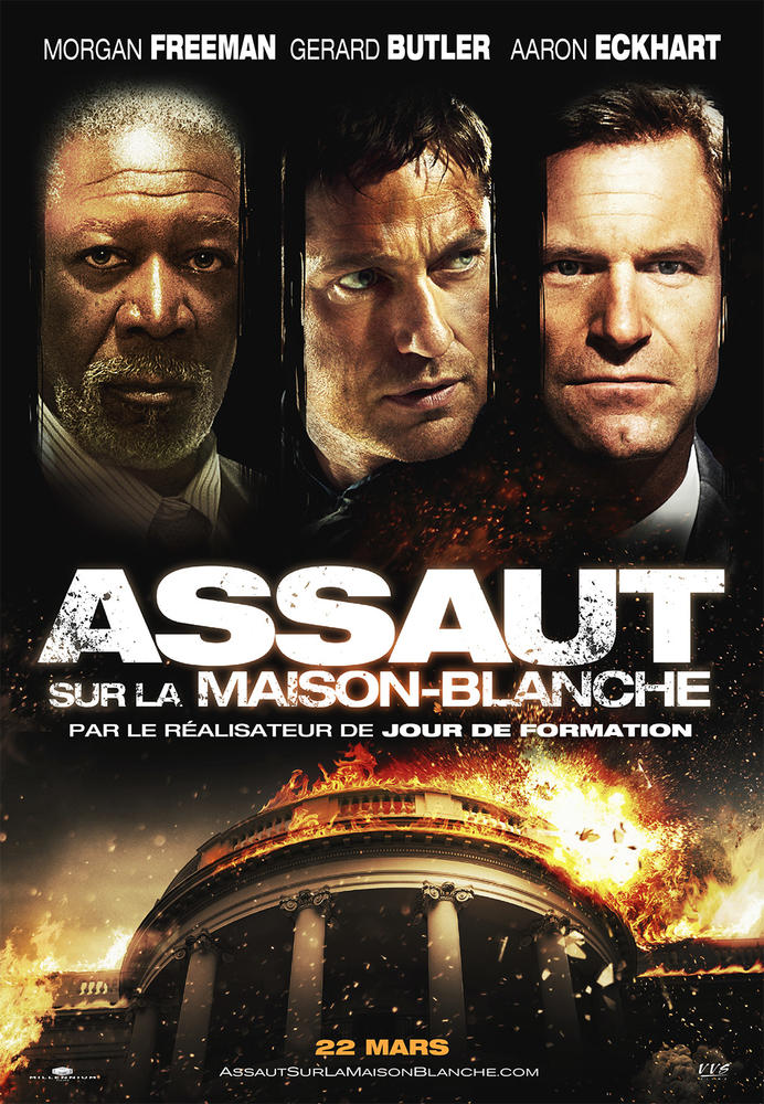 Assaut sur la maison blanche 2013 film for Assaut sur la maison blanche streaming
