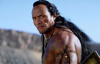Un reboot de Scorpion King avec Dwayne Johnson en chantier