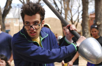 Jay Baruchel dans The Rebel Kind