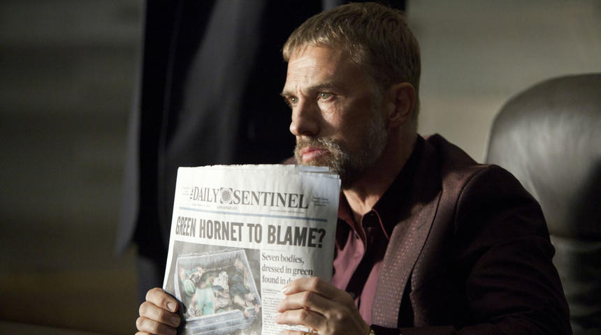 Christoph Waltz sera le vilain du prochain James Bond