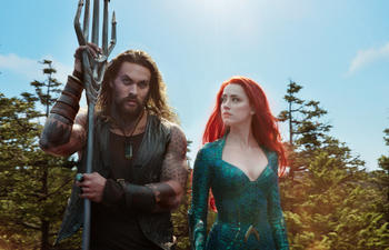 Box-office nord-américain : Aquaman poursuit sa domination