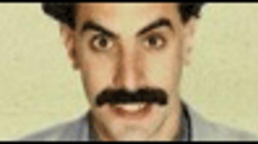 Sorties DVD : Borat, Le génie du crime et Je vous trouve très beau
