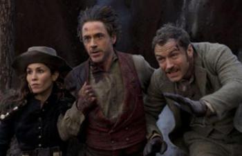 Nouveautés : Sherlock Holmes: A Game of Shadows
