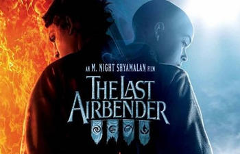 Affiche du film The Last Airbender