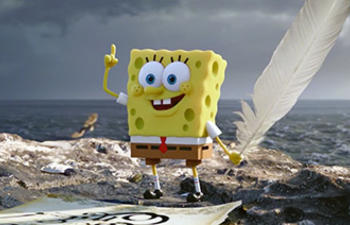 Première bande-annonce pour The SpongeBob Movie: Sponge Out of Water