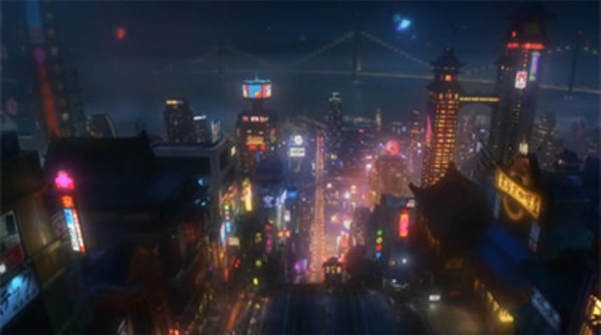 Big Hero 6 sera le prochain film d'animation de Disney/Marvel