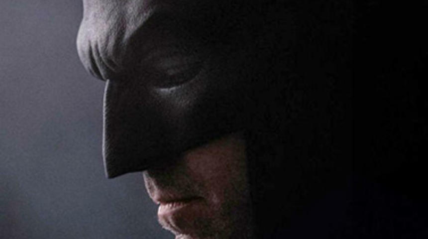 Première image de Ben Affleck dans Batman V Superman: Dawn of Justice