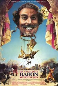 Les aventures du baron Munchausen