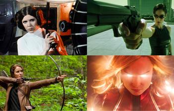Découvrez notre top des personnages féminins forts du cinéma