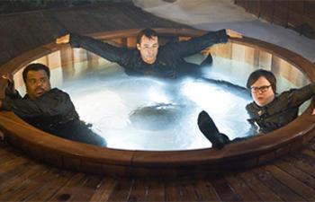 MGM envisage une suite à Hot Tub Time Machine