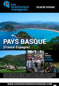 Les aventuriers voyageurs - Gagnez un laissez-passer double pour assister au film Pays Basque à Trois-Rivières