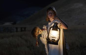 Box-office nord-américain : La poupée Annabelle fait peur à la concurrence