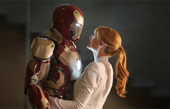 Sorties DVD : Iron Man 3