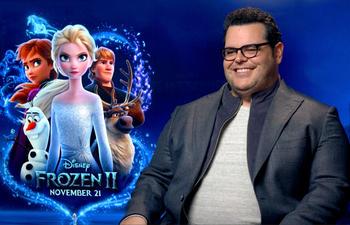 Vidéo : Josh Gad nous parle de ce qui attend Olaf dans la suite de Frozen