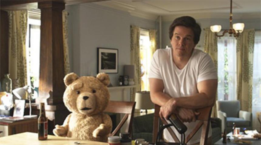 La sortie de Ted 2 prévue pour le printemps 2015