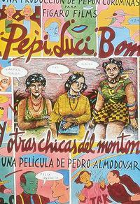 Pepi, Licu, Bom et les autres filles du quartier