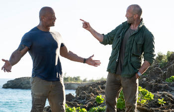 Box-office nord-américain : Hobbs & Shaw toujours #1