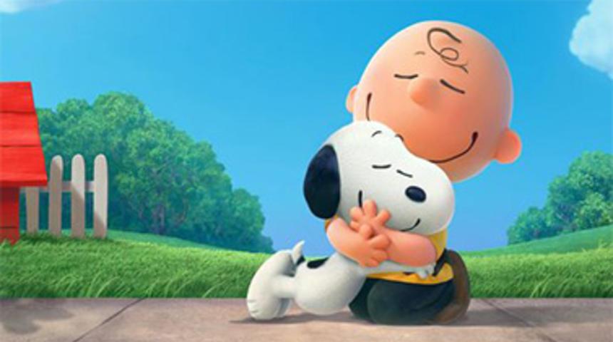 Pré-bande-annonce du film d'animation Peanuts