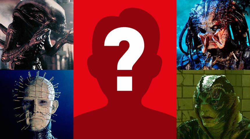 Qui se cache derrière ces monstres de films populaires?