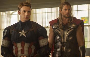 Première bande-annonce de Avengers: Age of Ultron