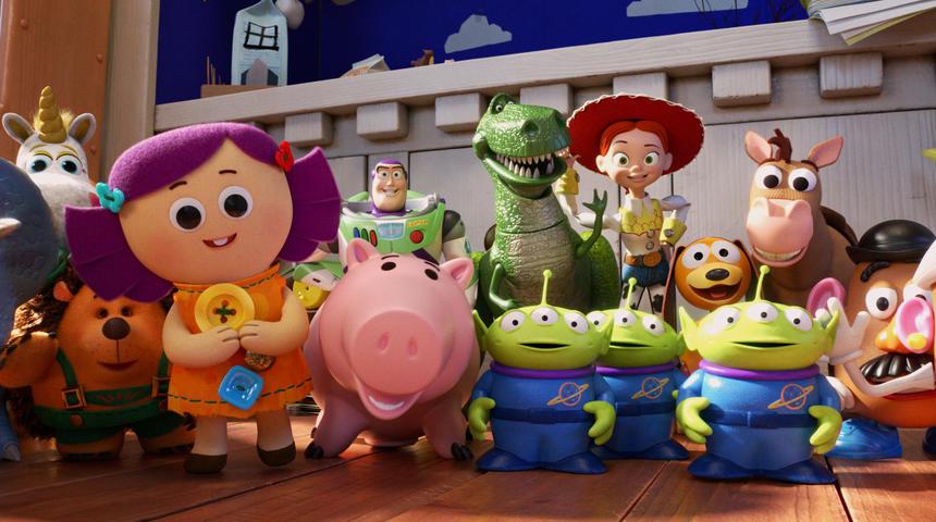 Toy Story 4 : Les éléments cachés dans le film