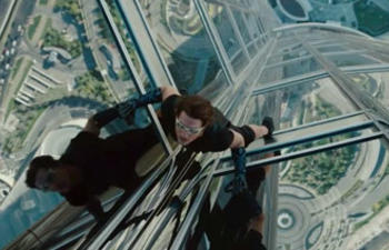 Pré-bande-annonce de Mission: Impossible: Ghost Protocol