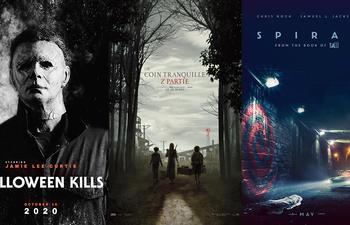 Les films d'horreur à surveiller en 2021