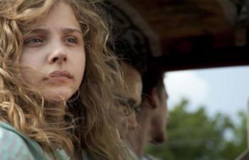 Chloe Moretz et Helena Bonham Carter dans Dark Shadows