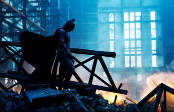 Le troisième Batman sera titré The Dark Knight Rises