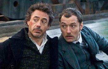 Le tournage de Sherlock Holmes 2 débutera plus tôt que prévu
