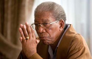 Morgan Freeman dans Now You See Me
