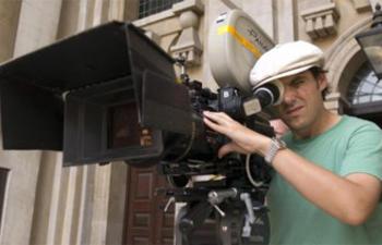 Début du tournage du film Hanna en Europe