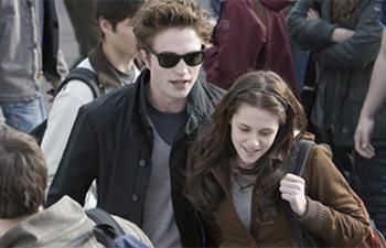 Un marathon des quatre films Twilight prévu en salles le 15 novembre