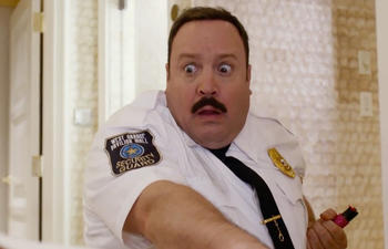 Bande-annonce de Paul Blart: Mall Cop 2